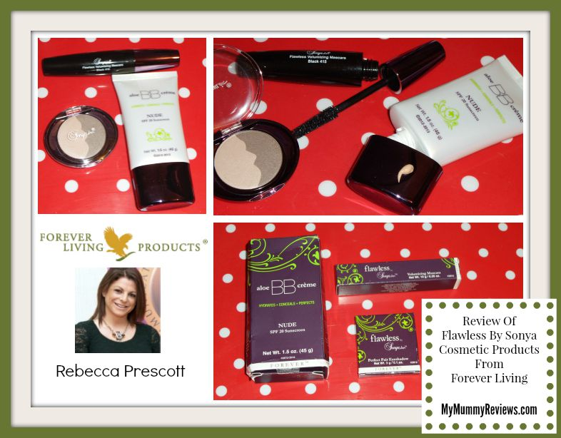 forever living flawless by sonya review