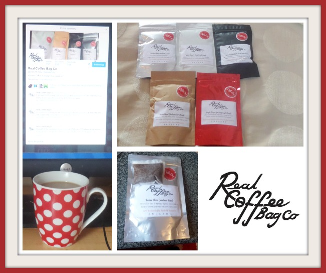 review of real coffee bag co