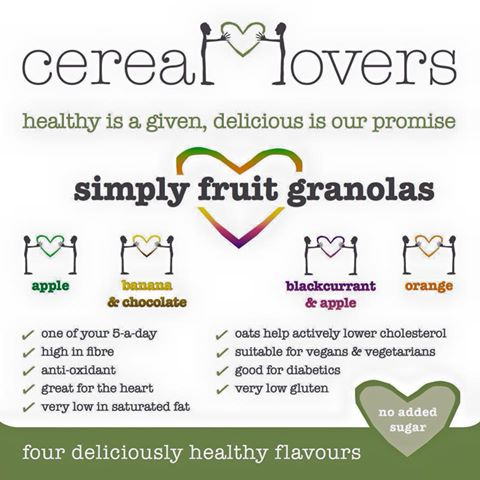 cereal lovers granola review