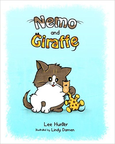 nemo and giraffe book