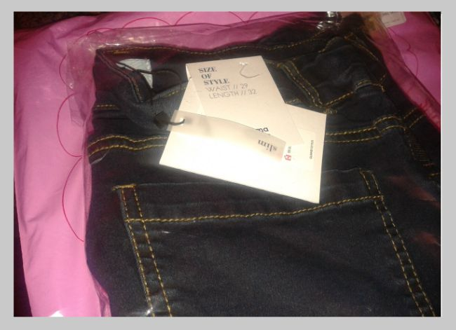 Review Of Mamalicious Maternity Jeans from Yummy Mummy Maternity