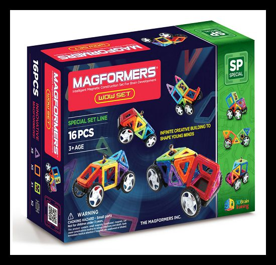 magformers magnetic shapes review