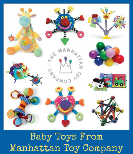 baby toys from manhattan toy company