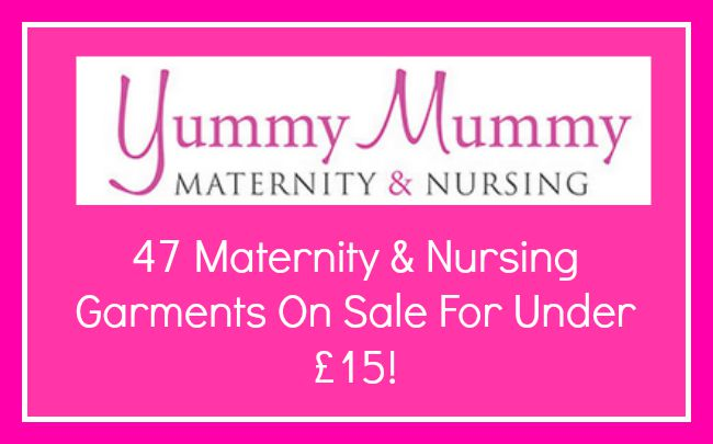yummy mummy maternity clothing sale