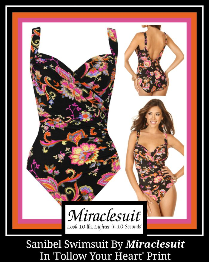 sanibel miraclesuit swimsuit