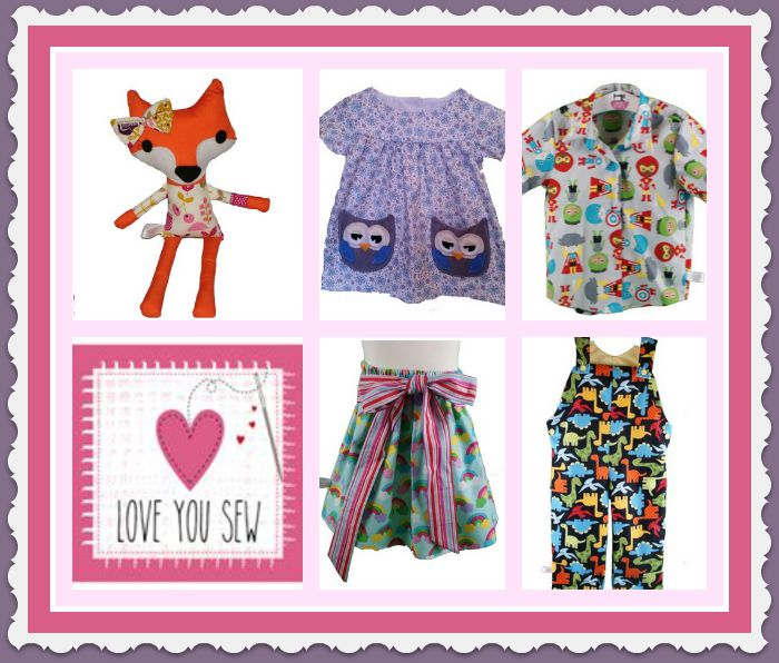 love you sew handmade by jules review