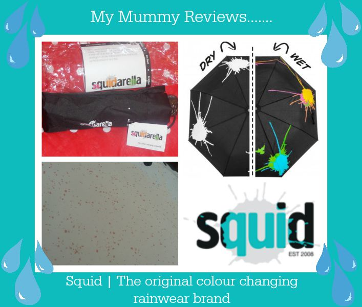 review of squid london colour changing umbrella
