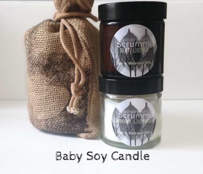 review of scrummimelts candles
