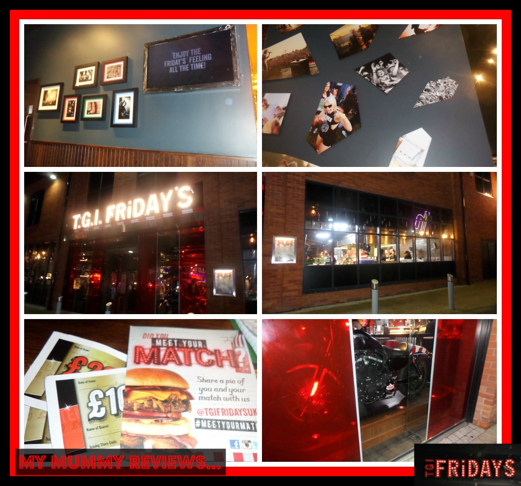 TGI Fridays Norwich Review