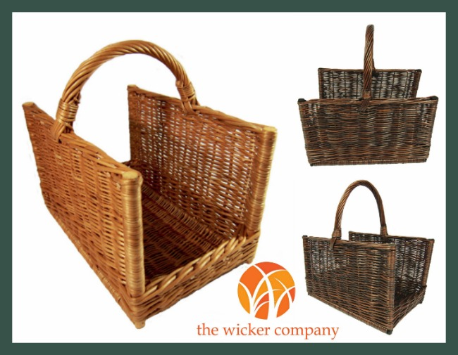 log basket review