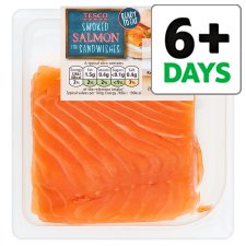 tesco smoked salmon