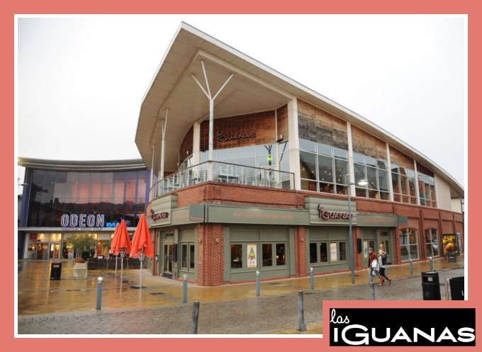 las iguanas Norwich review