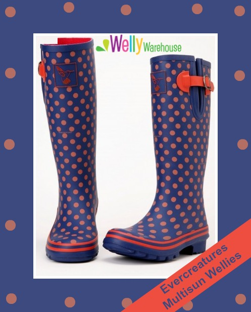 evercreatures multisun wellies