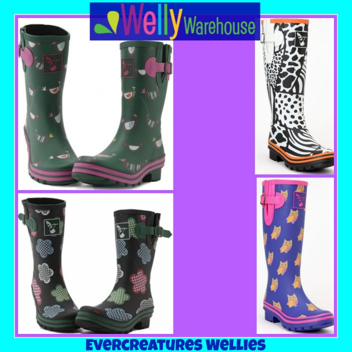 review of Evercreatures wellies