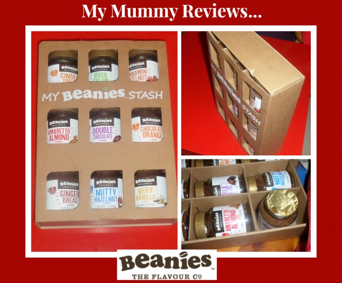 beanies coffee stashbox review