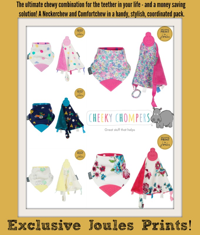 Cheeky Chompers Excusive Joules Print