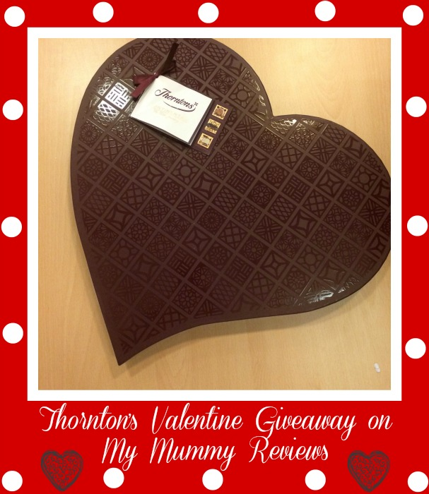 Thorntons Valentines Day giveaway