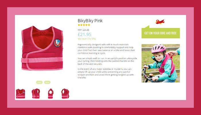 bikybiky cycle vest