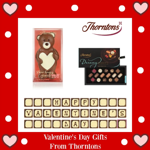 thorntons Valentines day gifts