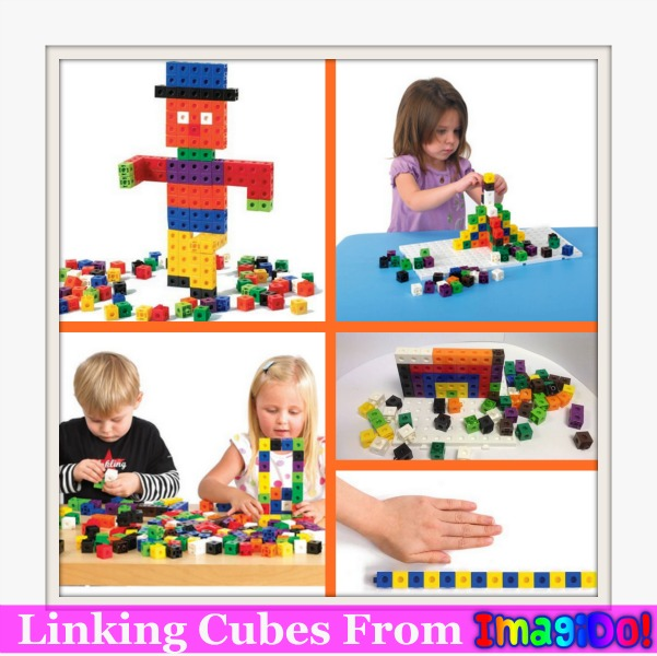 linking cubes review