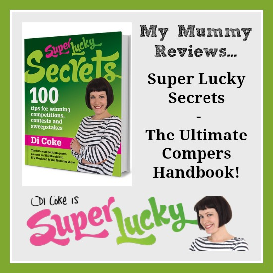 review of super lucky secrets book