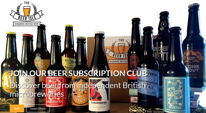 beer subscription club