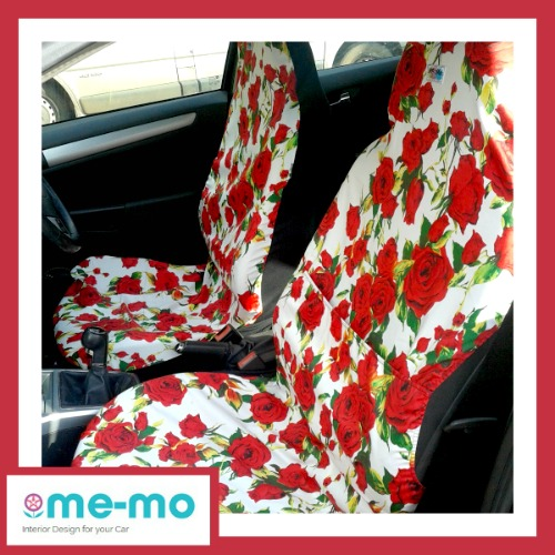 Me Mo Car Seat Covers