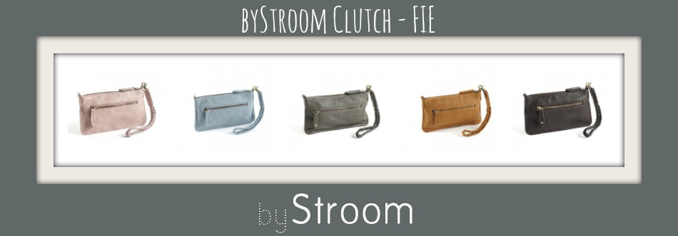 byStroom clutch bags