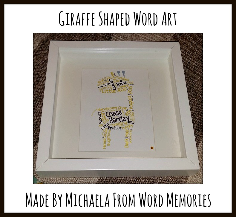 giraffe-shaped-word-art