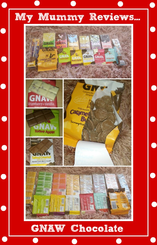 gnaw chocolate review