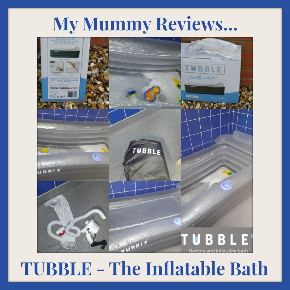 tubble inflatable bath review