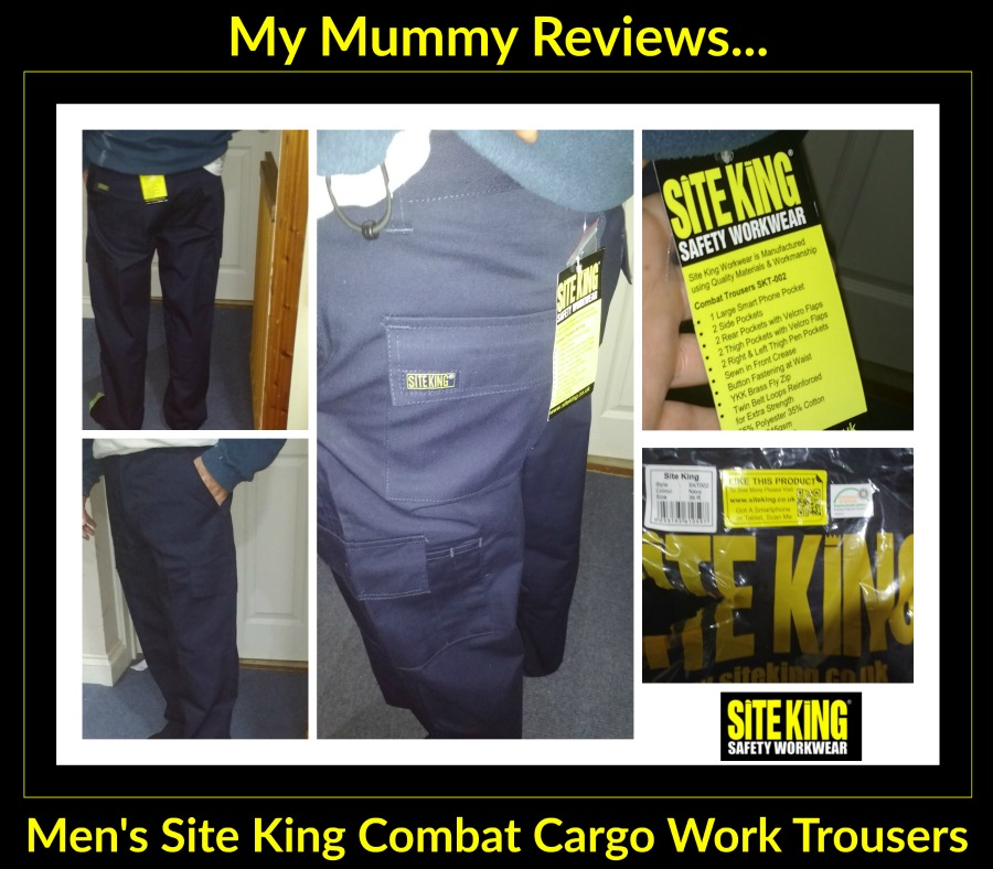 Site King Trousers Review