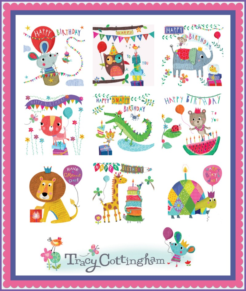 Tracy Cottingham Cards