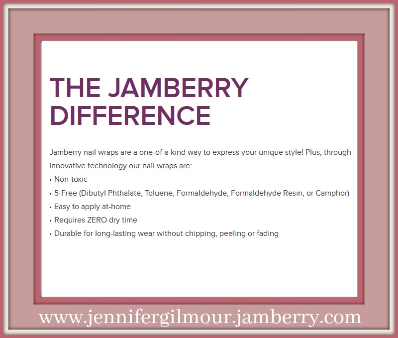 jamberry difference