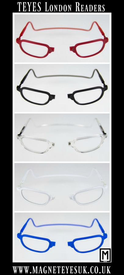 a68b2b0da79 Review Of TEYES London Readers Magnetic Front Connection Glasses ...