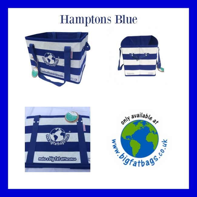 Hamptons blue