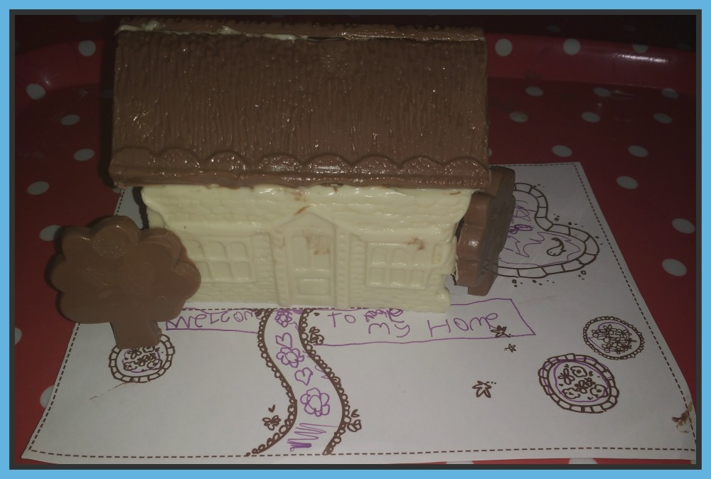 Review Of Choc On Choc 39 S Make Your Own Chocolate House Kit
