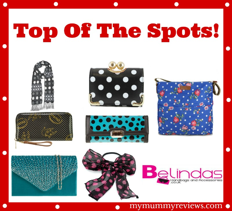 top of the spots!