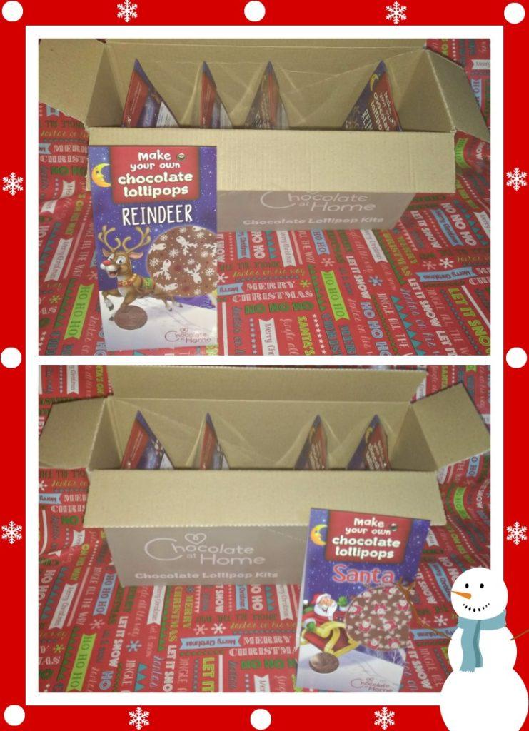 chocolate lollipop kits