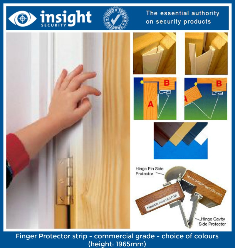door finger protectors