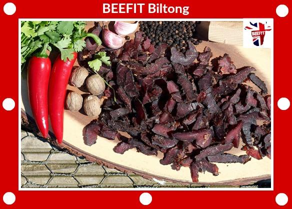 BEEFIT Biltong
