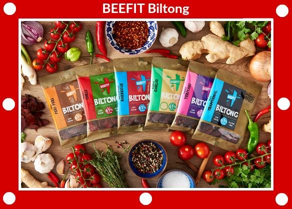 BEEFIT Biltong Flavour Fest