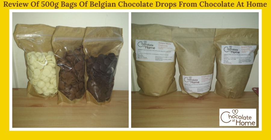 belgian chocolate drops