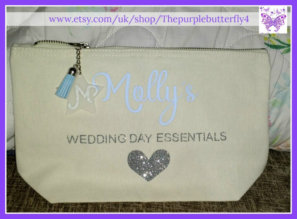 Molly Cosmetics bag