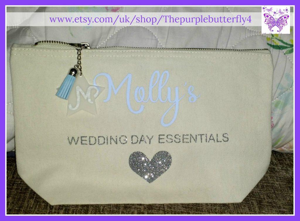 Molly Cosmetics bag