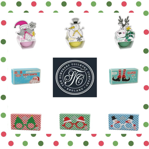 Christmas Gifts From The Somerset Toiletry Company