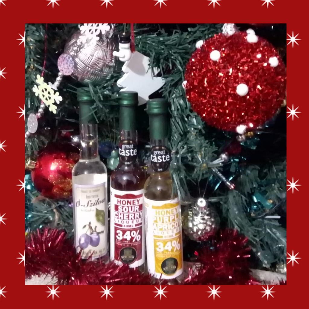 Szicsek Palinka Alcoholic Gift Set