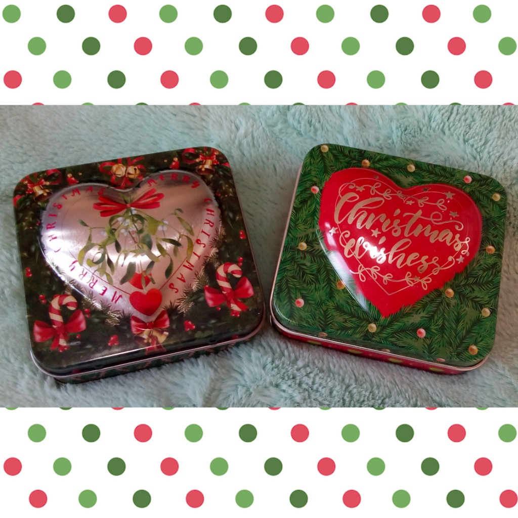 Christmas Heart Shaped Soap From The Somerset Toiletry Company