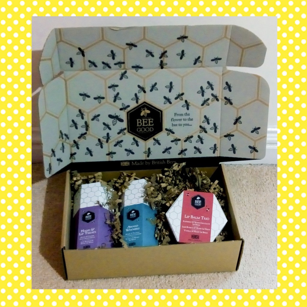 Bee Good Skincare gift set