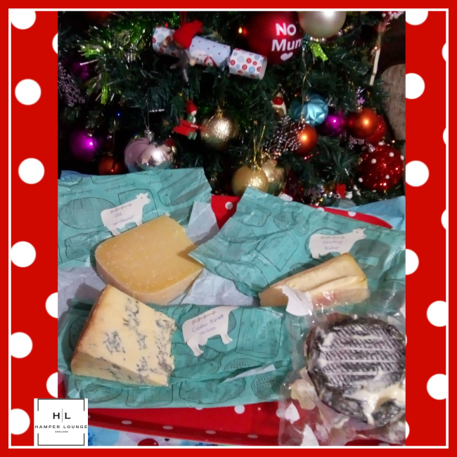 Hamper Lounge Cheese Hamper
